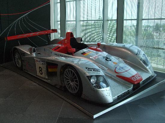 Audi Museum: Le Mans