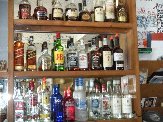 Shots Bar and Grill: Any kind of Tequila yall want!
