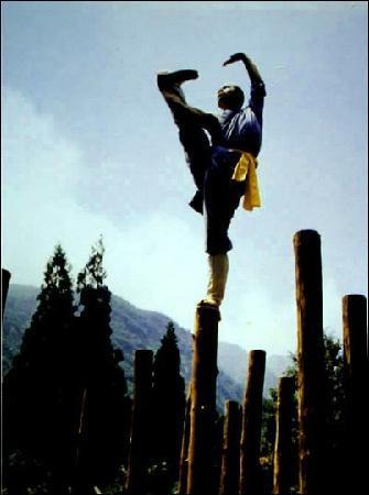 Dengfeng, Κίνα: Shaolin Kungfu