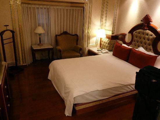 Erin Hotel: 部屋はそんなに広くありません