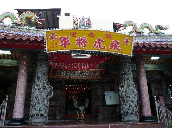 Zhen'antang Feihu General Temple: 最近は日本からも訪れる人も多いようです