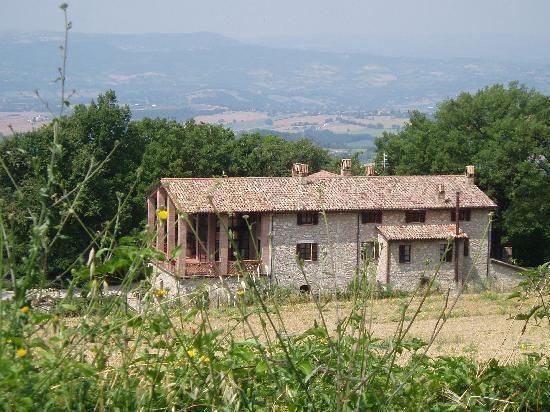 Villa Selva Country House : La struttura