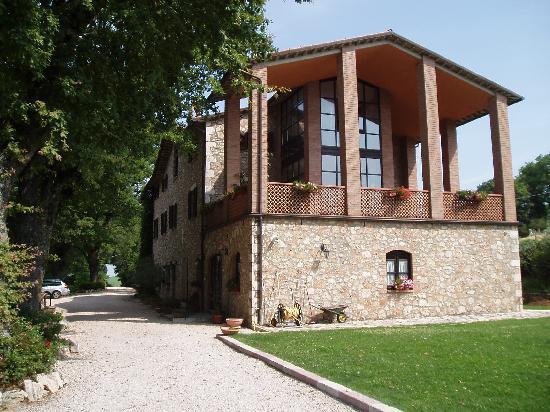 Villa Selva Country House: La facciata