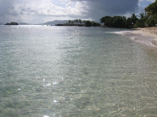 Sapphire Beach Resort: Sapphire beach