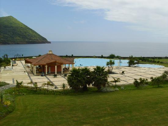 Terceira Mar Hotel : A view from our room