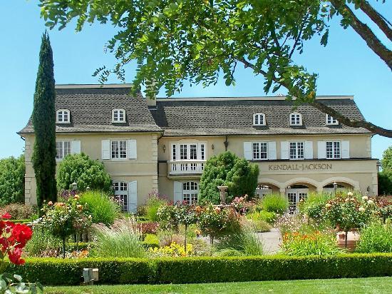 Kendall-Jackson Wine Estate & Gardens: Kendall Jackson