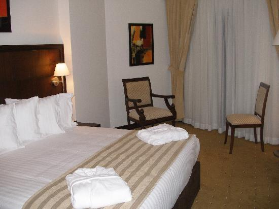 Crowne Plaza Hotel Antalya: My room