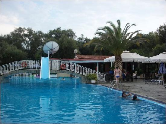 Theodoros Resort The Pool Area