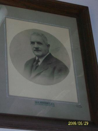 Railway Museum: H E GOODSHIP CBE - Who is He?