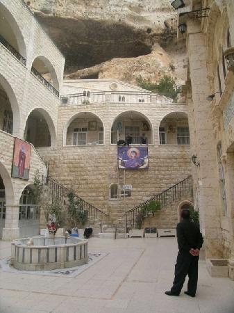 Maaloula, Syria: Mar Takla