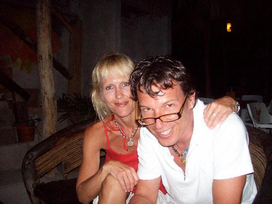 Las Casitas Bungalows : We had a great time in Zipolite!