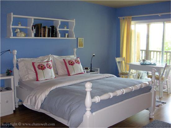 Sechelt Inlet B&B: Guest Room