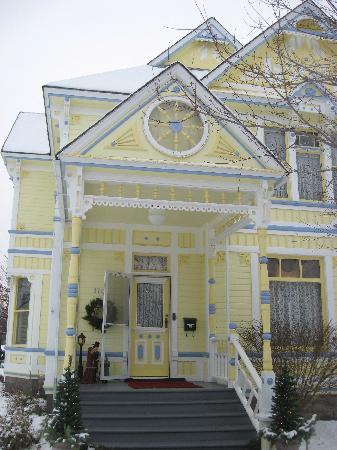 Baker City, Орегон: Beautiful Victorian home