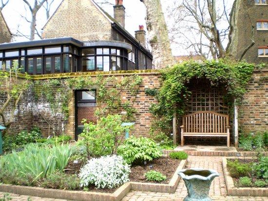 Geffrye Museum : giardino e orto