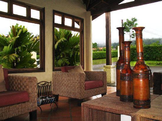 Casa Luna Hotel & Spa: El lobby