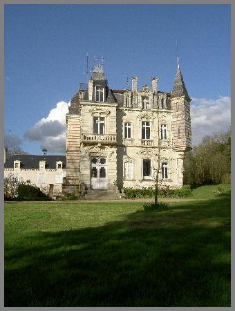 Chateau des rigaudieres vall e de la loire france for Prix chambre chateau vallery