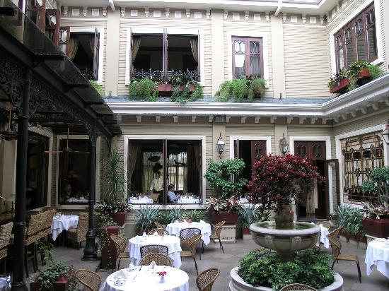 Hotel Grano de Oro San Jose : El restaurante