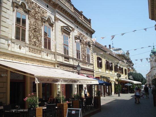 Restaurantes en Pecs