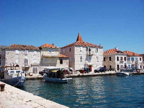 Donji Seget, Croatia: picturesque old port