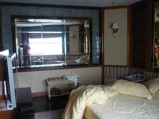 Manhattan Bund Business Hotel: la suite