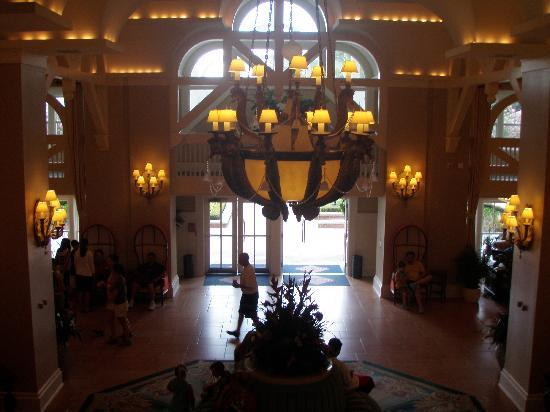 Disney's Beach Club Resort: Lobby at Beach Club