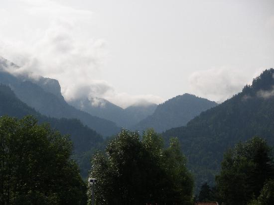 Hotel Helmerhof: View