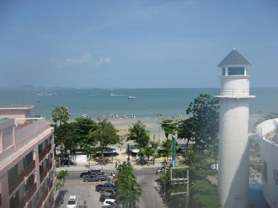 A-ONE Pattaya Beach Resort: Pattaya south beach