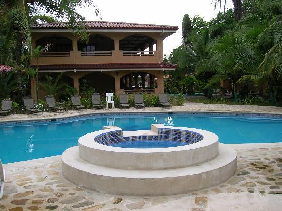Hotel Playa Westfalia: piscina y hotel