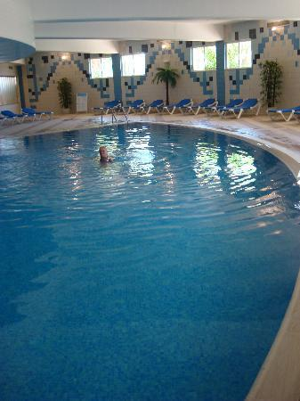 Adriana Beach Club Hotel Resort: piscine intér.
