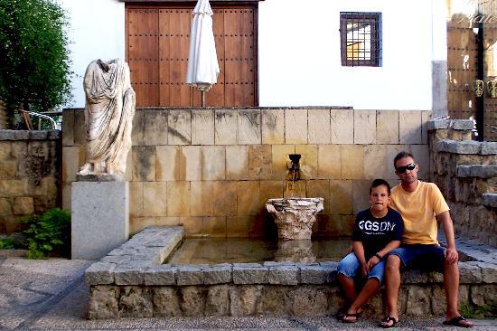 Hotel Plateros: Ubicado en la Plaza Séneca