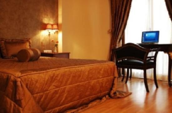 Villa Pasha Hotel: Delux Double room