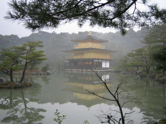 Kyoto, Japonia: Kinkakuji