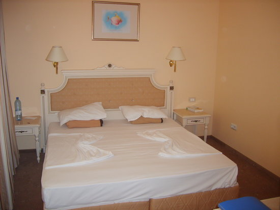 Duni Royal Marina Beach: petite chambre de la suite