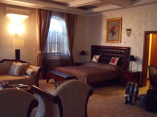 Villa Belvedere: Very nice, new, quite Hotel!