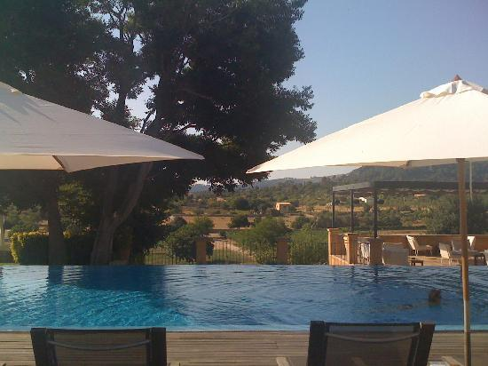 Son Brull Hotel & Spa: View from Pool