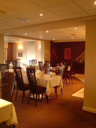 Lancaster House Hotel: restaurant