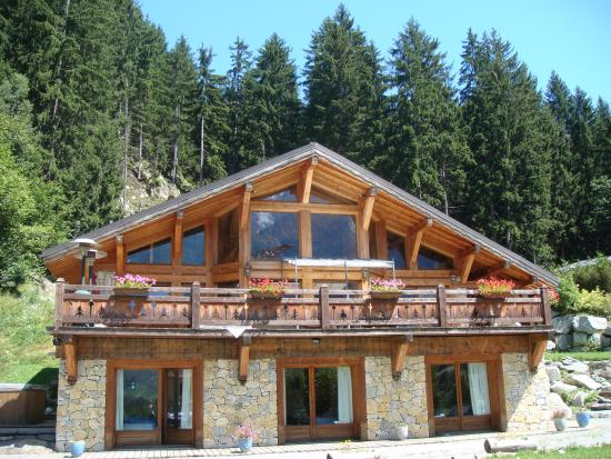 Chalet La Sache Jul 2016 Prices Chamonix France