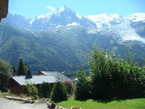 Chalet la Sache : View!!