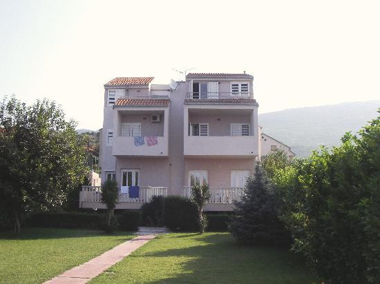 Villa Hotel BB (Apartments Bozikovic): Villa BB beach side
