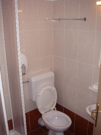 Villa Hotel BB (Apartments Bozikovic): Bathroom