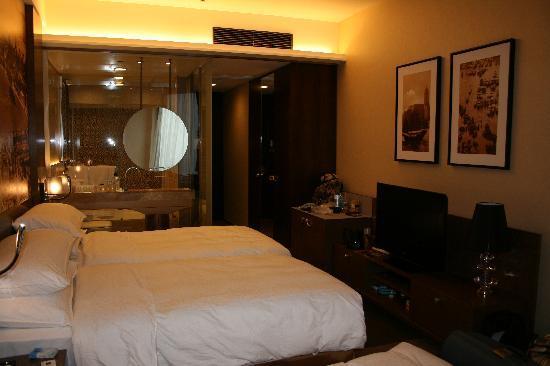 โรงแรมฮาร์เบอร์ แกรนด์ ฮ่องกง: Our room