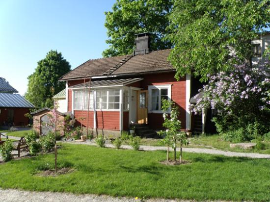 Fagers Gasthus : The garden cottage