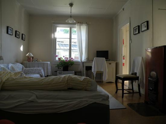 """Fagers Gasthus : My room in """"Garden cottage"""""""