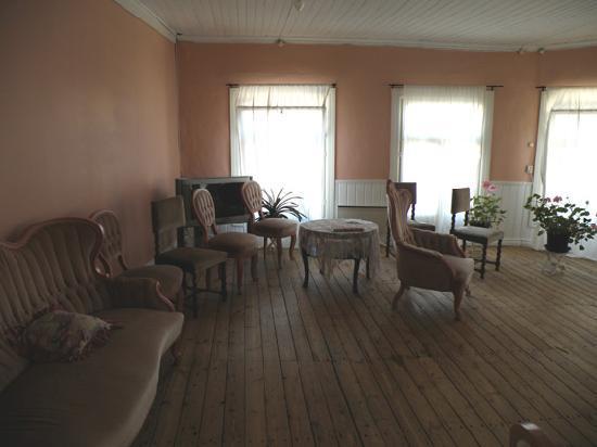 """Fagers Gasthus : Living room in """"Ryttmästare"""""""