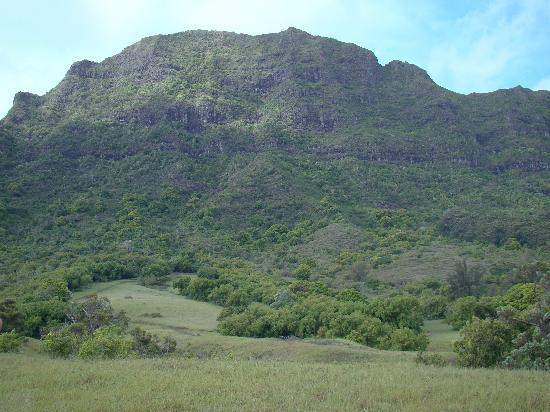 Jurassic Park Mountain Picture Of Kipu Ranch Adventures
