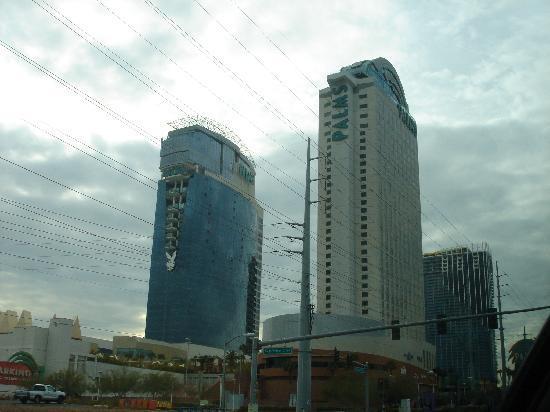 Palms Casino Resort: Palms hotel