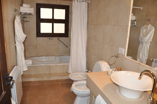Hacienda de Molinos: Bathroom