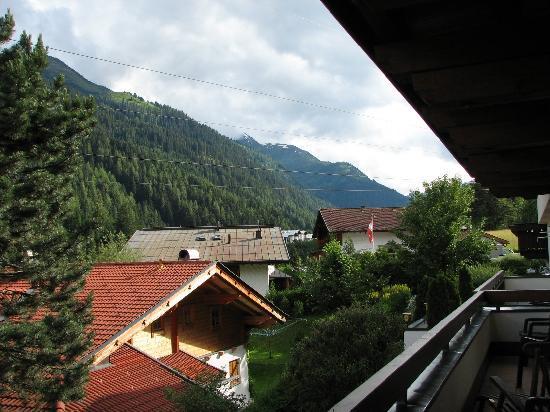 Hotel Zur Pfeffermühle: Ausblick