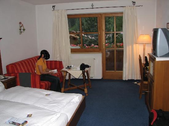 Hotel Zur Pfeffermühle: Doppelzimmer Kat.I