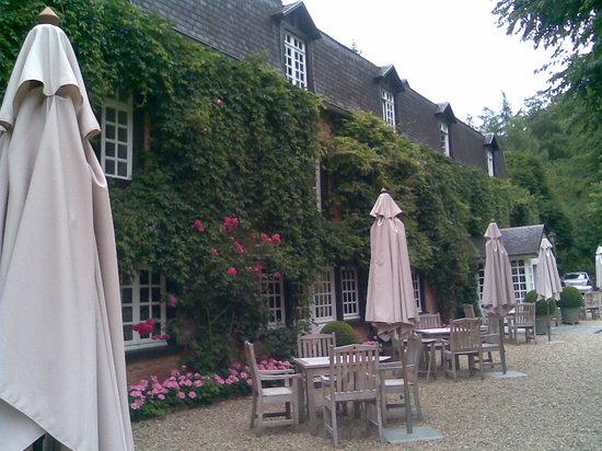 Auberge du Moulin Hideux : idem